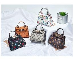 venda por atacado New Kids bolsas de moda de designers bebê Mini Bolsa Bolsas de Ombro Adolescente crianças meninas Messenger Bags Presente bonito B11 Natal