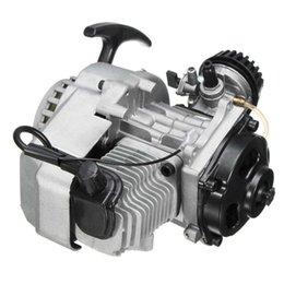Motocicleta Sistema Elétrico 49CC 2 CDI CDI Puxar Motor Do Motor para Bolso Mini Dirt ATV Scooter em Promoção