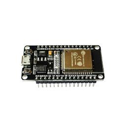 Venta al por mayor de ESP32 Módulo de desarrollo Tablero inalámbrico WiFi Bluetooth Dual Core CP2104 FILTROS 2.4GHz RF Alta calidad para Arduino