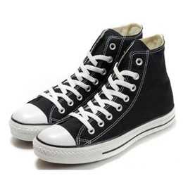 Wholesale Drop Shipping Brand 15 Colors All Size 35-46 High Top sports stars Low Top Classic Canvas Shoe Sneakers Men's Women's Casual Shoes wholesale