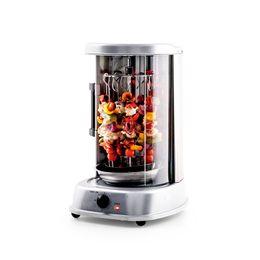 Countertop Vertical Rotating Oven Rotisserie Shawarma Machine, Efficient W  Heat Resistant Door, Kebob Rack with 7 Barbecue Machine on Sale