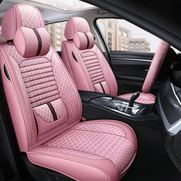 Universal Car seat cover for volvo v50 v40 c30 xc90 xc60 s80 s60 s40 v70 accessories covers for fashion vehicle seats Automobiles Seat on Sale