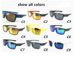 Wholesale two faces for sale - Group buy SUMMER GLASSES NEW COLOR TWO FACE SUNGLASS MEN WOMEN SUNGLASSES SPORT BEACH SUN GLASSES DESIGNER GLASSES