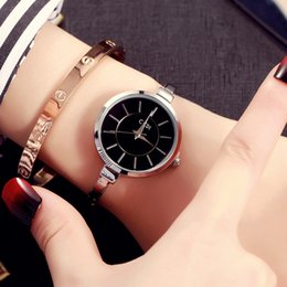 Wholesale Gedi Trend Women's Korean Version Simple Quartz Waterproof Female Student Bracelet Fashion Watch