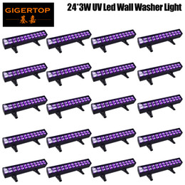 Wholesale 70W UV Purple Wall Washer Landscape Lights Stage Lighting Effect Light for DJ Party Christmas Light using in Beauty Scenary