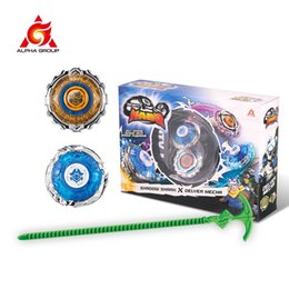 beyblade battles toys UK - Gyro Infinity Nado 3 Stunt Set Toy Combination Transforming Split Arena Launcher Spinning Top Battle Set Kids Toys Beyblade Toy wmtKmD