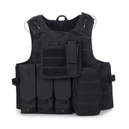 2020 Luxury Designer Winter Gloves Factory Direct Sales Outdoor Amphibious Vest Tactical Equipment CS Combat Vest Camouflage Ghost Amphibiou on Sale