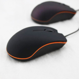 Wholesale good gaming computers online – design Good Quality Mini Wired D Optical USB Gaming Mouse Mice For Computer Laptop Game Mouse with Retail Box