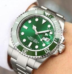Mode keramische blauwe bezel nieuwe heren mechanische SS 2813 automatische beweging horloge sport luxe mannen ontwerper horloges horloges vakcak