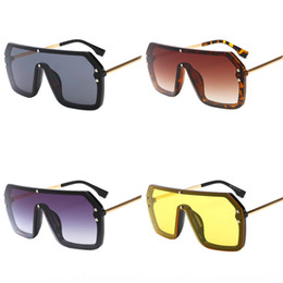 Wholesale two faces resale online - Men Fashion Two Face Eyewear Xqhg And Sunglasses Outdoor Sun Shades Glasses Frame Women Colors Sunglasses For Pghqb
