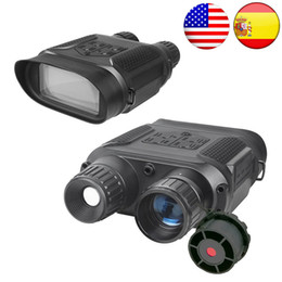 Опт Tactical NV400B Ночное видение Охота на охоту Ночная Оптическая винтовка Область 850НМ Инфракрасный ИК С HD Video и Функцией изображения