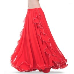 Wholesale clothing for dancers for sale - Group buy Belly Dance costumes For Women Practice Wear long Skirt Dancer Performance Show Clothes