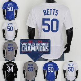 2020 World Series Champions Jersey Mookie Betts Cody Bellinger Corey Seager Julio Urias Trevor Bauer Clayton Kershaw Victor Gonzalez on Sale