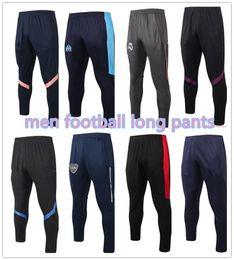 Mens Fußball Lange Hose 2021 Hohe Qualität Erwachsene Fußballhose Chandal Futbol Sweatpants Joggen 2020 2021Soccer Club Hosen S-XXL im Angebot