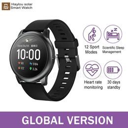 Опт В наличии ! Youpin Smart Watch IP68 Водонепроницаемый спортивный фитнес сон сердечный монитор Bluetooth Smart Watch для iOS Android