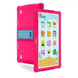 """Wholesale Kids Tablet PC, SANNUO 10.1"""" Quad Core 3G Kids Touch Tablet, Android 6.0, Full Entertainment and Learning Software1"""