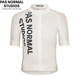 Wholesale PNS Road bike Jersey 2020 Speed Quick-dry breathable short sleeve cycling Jersey white MTB clothing1