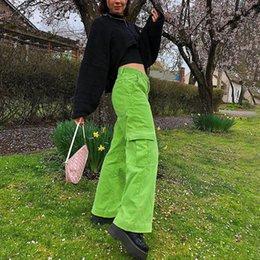Moda Coreana Pantalones Mujeres Oferta Online Dhgate Com