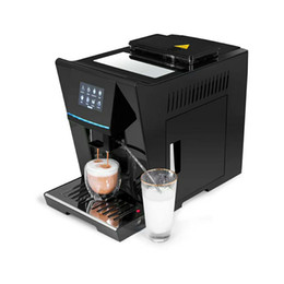 Fully Automatic Cappuccino Coffee Maker Smart Coffee Machine, with Milk Frother for Espresso, Latte,Amercino on Sale