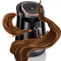 Tragbare 500ml Elektrische Kaffee Topf Türkei Kaffeemaschine Gekochte Milchkesselmaschine Brew Espresso1 im Angebot