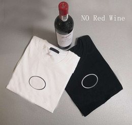 Wholesale mens organic cotton t shirts resale online - L XL Big And Tall O Neck Mens T Shirts Oversize Breathable Male T Shirts New Fashion Men Korean Style Adult Man T shirt High Quality