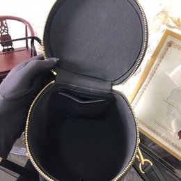 abrigos pequeños al por mayor-Cannes Caso de belleza Revierte Recubierto Lona Tamaño Petite Tamaño Crossbody Bolsa de hombro Tambor One Man Handle Mini Bag New Fash