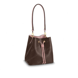 Wholesale neo leather for sale - Group buy 2021 handbag bucket bag Neo Shoulder Bags Crossbody Bag Womens Handbags Handbag Crossbody Bag Purses Leather Clutch Noe ST03