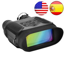 Опт Тактический NV400B Ночное видение Бинокулярные Охотничьи Ночные Оптические Область Области 850 НМ Инфракрасный ИК С HD Video Video и Picture