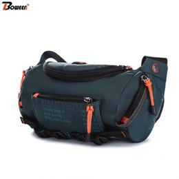multifunctional male waist bag UK - Waist Pack Men Casual Chest Bag Waterproof Waist Bags Male Fanny Pack Big Capacity Multifunctional Outdoor Sports Phone Pouch 201118