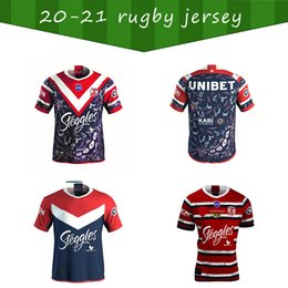 Wholesale anti hero for sale - Group buy Top Sydney Rooster Australian Hero Edition MENS High quality RUGBY JERSEYS League Jersey