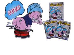 Großhandel Lustige Furz Bomben-Taschen Stink Bombe Smelly lustige Gags praktische Witze täuschen spielzeug april tool tag knifflig spielzeug