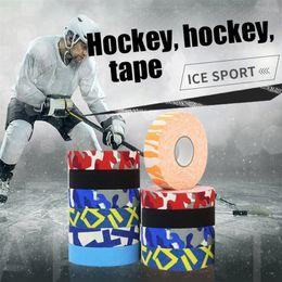 Venta al por mayor de Cinta de agarre de hockey Cinta antideslizante Mango Murciélago de béisbol colorido pegajoso envoltura ys-comprar 201166