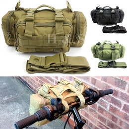 camera waist bags Canada - Bike Tactical Outdoor Travel Bag Sport Bicycle Army Camera Hiking Waist Eirak Camping Gkbfq