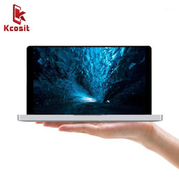 Wholesale touch screen laptops for sale - Group buy Original Windows Mini Computer PC Laptops Gaming One mix S inch touch screen Pocket Intel Celeron Y GB GB mAH1