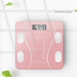 Wholesale Bathroom Floor Scales Electronic Bluetooth Body Fat Scale Smart Digital Weight Scale Max 180Kg LCD Display 79 Functional Data