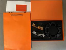 2021 top1 classic casual men designers belts wholesale high quality women belts metal buckle belt for mens belts women width is 3.5cm on Sale