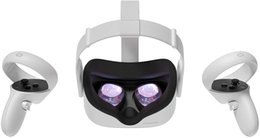 PQWWDX Oculus Quest 2 & Advanced All-In-One Virtual Reality Headset & 64 GB steam VR Facebook Game Child Adult on Sale