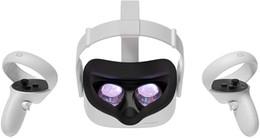 Pqwwdx oculus quest 2 Fortgeschrittene All-in-One-Kopfhörer-Headset 64 GB Steam VR Facebook Spiel Kind Erwachsener im Angebot