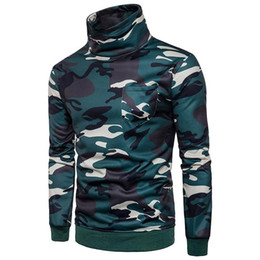 beaux pulls achat en gros de-news_sitemap_homeHommes Top Nice New Automne Hommes Sweats Sweatshirt Fashion Casual Camouflage Tracksuit Pull Casual Pull à capuche