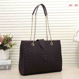 Wholesale fashionable tops for sale – custom Designer high quality gold chain handbag shoulder bag fashionable woman handbag top hardware evening bag messenger bag tuit0