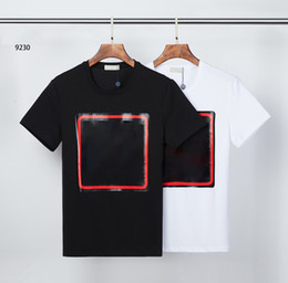 Wholesale mens designer clothes resale online - Printed Mens T ss Couples Shirt Clothes Letter Shirts New Crew Pairs Women Classic Lock Men S Tee Fashion Neck Summer Idpek
