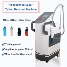 Professional Laser Picosecond Freckle Tattoo Removal Mole Dark Spot Eyebrow Pigment Laser Treatment Machine Beauty Care