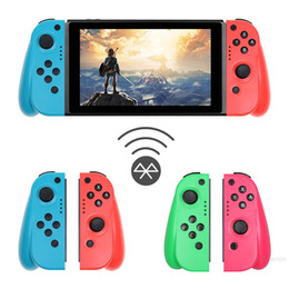 ps2 game consoles UK - Bluetooth Wireless Gamepad For Nintend Switch Pro NS-Switch Pro Game joystick Controller For Switch Console with 6-Axis Handle #7L6v