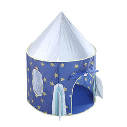Discount kids castle playhouse Play Kids Tent Children Indoor Outdoor Castle Folding Cubby Toys Enfant Room House Children Tent Teepee Playhouse