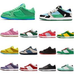 2021 New Chunky Dunky SB SCARPE SNOW AUTENTIC SNEAKERS GRATEFF DUNK DUNK DONNA CONCETTI DIGITALI DEIGLINE Mens Womens Sport Trainer 36-44 J8GY # in Offerta