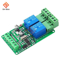 Wholesale Modbus RTU Channel V Relay Output Board Switch Input RS485L Network Expansion Board Communication Relay Module