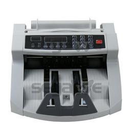 Toptan satış Yeni Para Bill Nakit Sayacı Banka Makinesi Para Birimi Sayma UV MG Sahte
