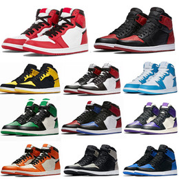 Wholesale nudes sport resale online - Jumpman Basketball Shoes Athletics Sneakers Running Shoe For Women Sports Torch Hare Game Royal Pine Green Court With Box Size