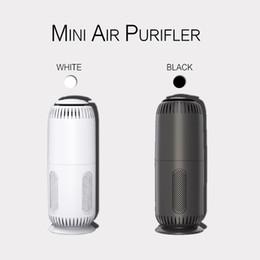 Mini tragbarer persönlicher Luft-Reiniger für Home Office-Desktop-Auto mit Aktivkohle-HEPA-Filter Mini USB Air Purifierm9 im Angebot