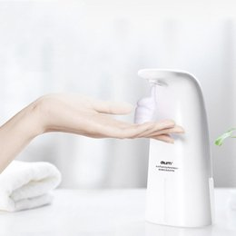 hotels soap 2021 - 250ml Touchless Automatic Foam Soap Dispenser Sensing Foam Soap Dispenser Liquid Auto For Bathroom Kitchen Hotel
